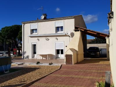 Maison Vauvert 5 pièces de 120 m² sur 544 m de terrain