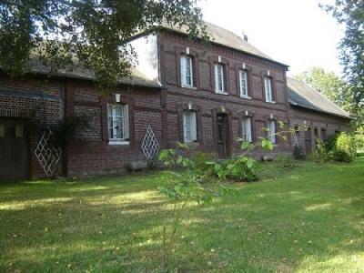 Maison de maître située dans le secteur de Gaillefontaine