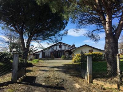 Maison ferme landaise secteur Habas