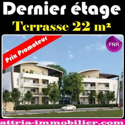Vente appartement Jacou
