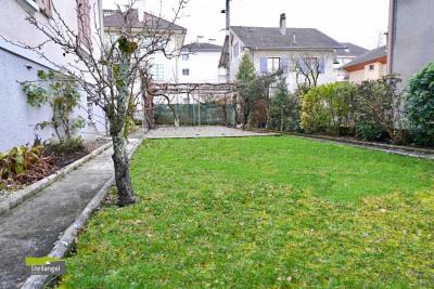 ANNECY - Appartement 3 pièces 70m² avec jardin privatif