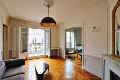 Appartement de charmes dans le 8ème arrondissement de Paris