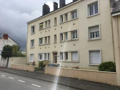 Appartement Nantes 3 pièce (s) 48.57 m²