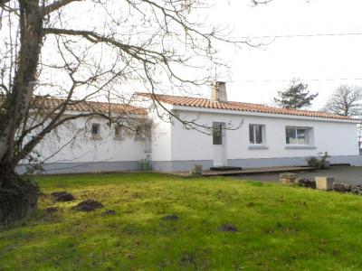 Maison La Garnache 5 pièce(s) 116.50 m2