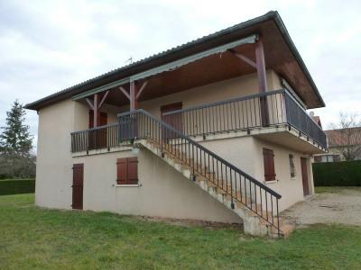 Location - Maison - 120 m² - 4 ch