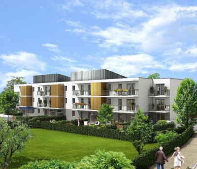 Appartement Vezin Le Coquet 2 pièce (s) 44.87 m²