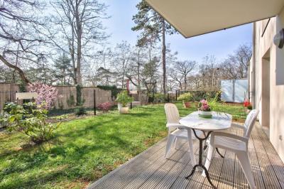 Versailles glatigny jardin et terrasse