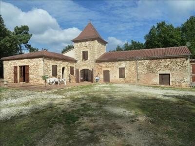 Maison en pierre Blanquefort sur Briolance