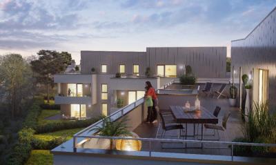 Appartement drusenheim - 4 pièces 88,30 m² en attique