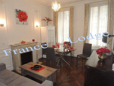 Short-term rental apartment Paris 9ème (75009)