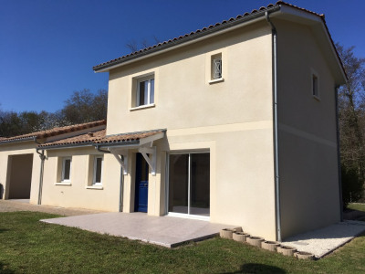 Maison avec jardin 600 m²