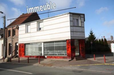 Immeuble Mixte MONCHECOURT - 10 pièce (s) - 300 m²