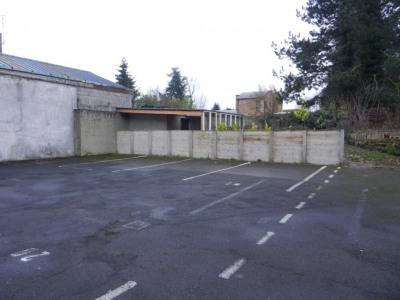 Vente parking Arras