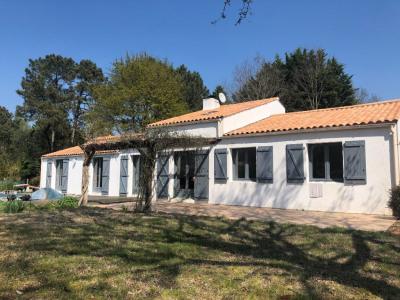 Maison Soullans 6 pièces