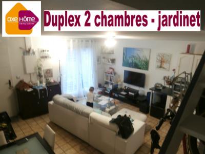 Maison Duplex 2 chambres avec jardinet