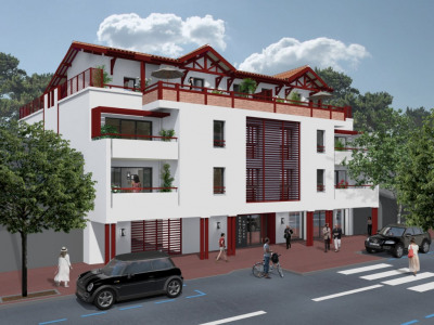 Appartement T3 Programme Neuf