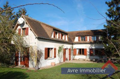 Maison Verneuil D Avre Et D Iton 6 pièce(s)