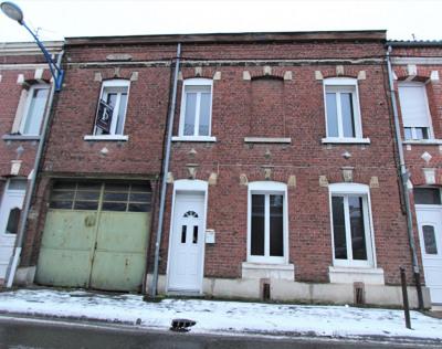 Maison / Sin-le-Noble / 100 m²