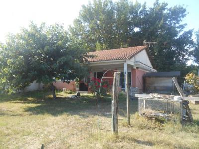 Maison mitoyenne d'un côté 98m² au calme