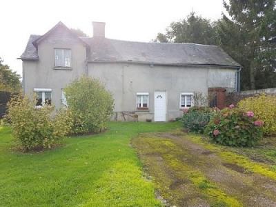 Maison de plain pied située entre Aumale et Poix de Picardie