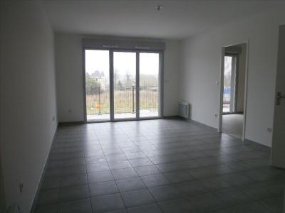 A louer T3 nantes est- 64.2 m²