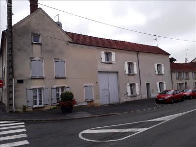 3 maisons de village