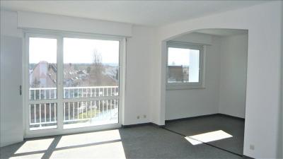 Illzach - 4 pièce (s) - 78 m²