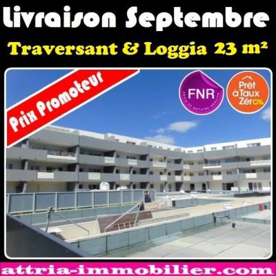 Produit d'investissement appartement Castelnau le Lez