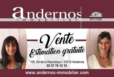 Vente local commercial Andernos les Bains (33510)
