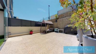 Appart T3 Jardin + garage