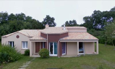 Maison de plain-pied, 5 chambres, 170 m²