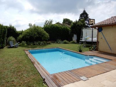 Villa F4 avec piscine