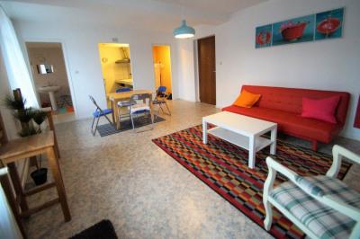 Chambéry centre, T2 de 52.56m² meublé