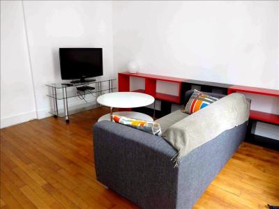 Levallois-perret - 2 pièce (s) - 41 m² - en meuble