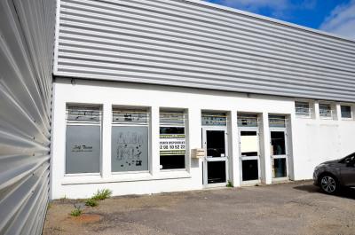 Local commercial Quimper (430 m²) Visibilité +