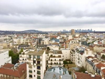 Grand appartement à Boulogne, vue exceptionnelle