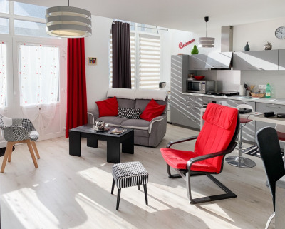 Appartement avec jardin et terrasse
