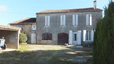 Old house 5 rooms Limitrophe de Cognac