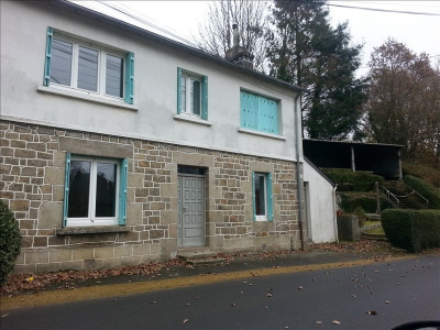 Town house 3 rooms, 70 m² - Loguivy Plougras (22780)