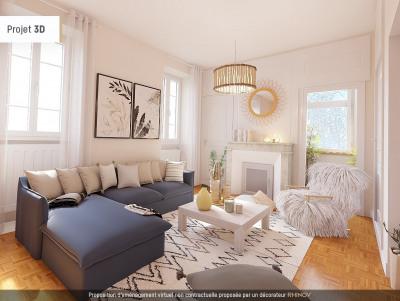 Appartement- 4 pièces - 87m² - 69001 - lyon