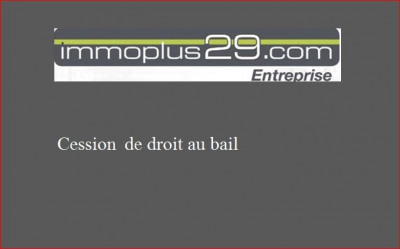 Cession de bail Quimper 27 m²