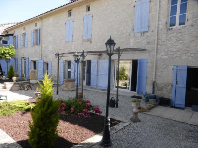 Manor 12 rooms Montaigu de Quercy