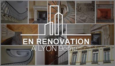 Vente neuf programme Lyon 9ème