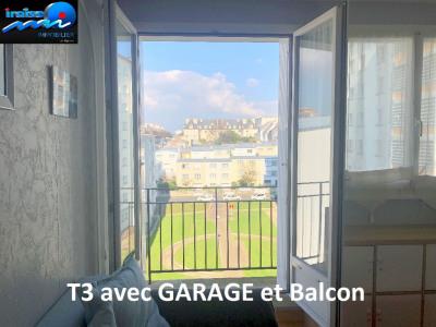 appartement T3 avec garage