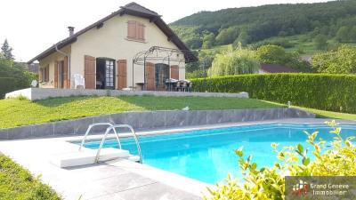 Monnetier mornex maison avec piscine !