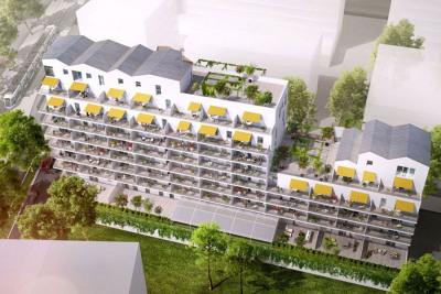 Appartement Île de Nantes 4 pièce (s) 127.60 m²