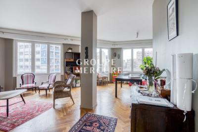 Appartement familial 113 m² lyon 6ème entre massena et parc de