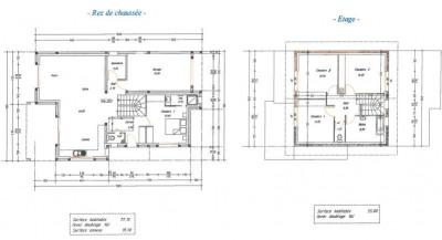 Maison individuelle lot 1