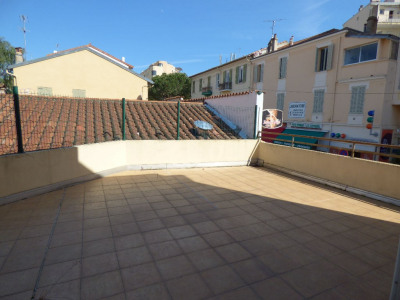 Location appartement Juan les Pins