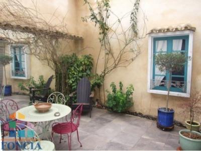 Maison centre ville de bergerac avec patio
